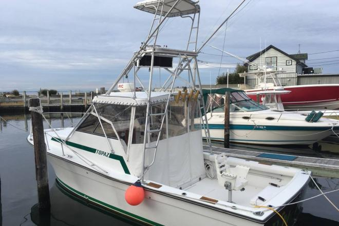 1986 Topaz Sportfish - For Sale at West Sayville, NY 11796 - ID 155487