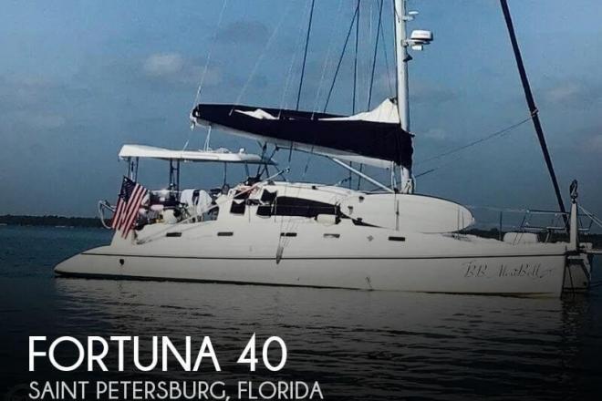 2006 Fortuna 401 Island Spirit - For Sale at Saint Petersburg, FL 33731 - ID 155500