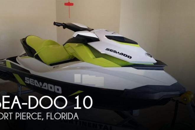 2016 Sea Doo GTI-130 - For Sale at Fort Pierce, FL 34949 - ID 155503