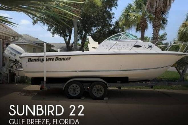 1996 Sunbird Neptune 230 WA - For Sale at Gulf Breeze, FL 32561 - ID 155512
