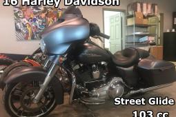 2016 Other Street Glide 103 cc