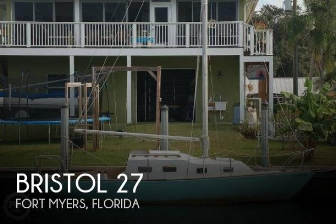 1976 Bristol 27 - For Sale at Fort Myers, FL 33965 - ID 155543