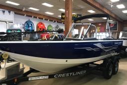 2019 Crestliner 1950 Super Hawk