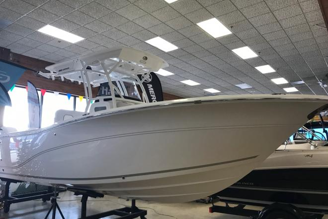 2019 Sea Fox 266 Commander - For Sale at Brighton, MI 48114 - ID 155558
