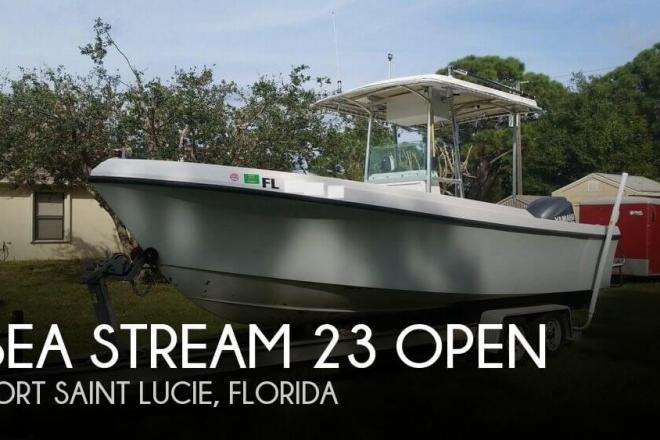 1984 Other 23 Open - For Sale at Port Saint Lucie, FL 34953 - ID 155399