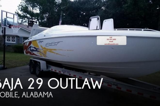2002 Baja 29 SST outlaw - For Sale at Mobile, AL 36652 - ID 155237