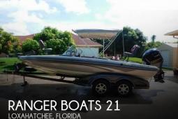 2011 Ranger 211VS