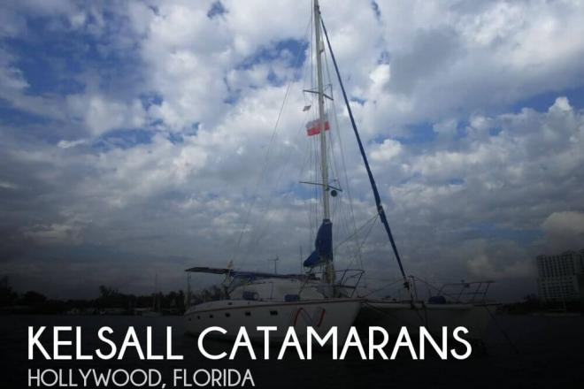 1997 Kelsall KSS 45 - For Sale at Hollywood, FL 33081 - ID 155575
