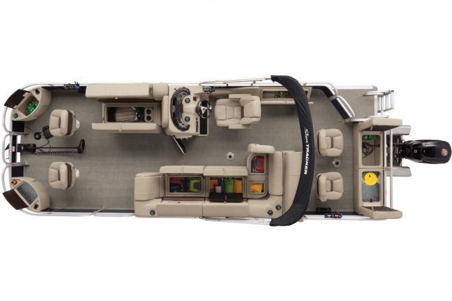 Google Phone Tracker >> 2020 Sun Tracker FISHIN BARGE® 24 XP3, Trailer, 150HP - For Sale at Marrero, LA 70072 - ID 150825