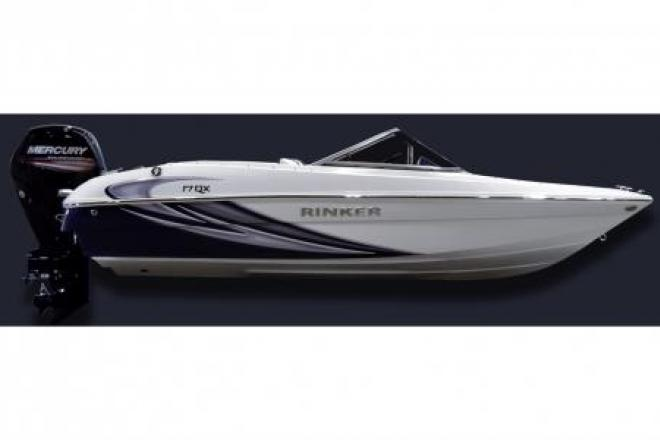 2019 Rinker 17QX OB / Outboard Model - For Sale at Brighton, MI 48114 - ID 155740