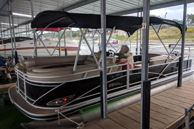 2015 Regency 254DL3 Pontoon - For Sale at Canyon Lake, TX 78133 - ID 155757