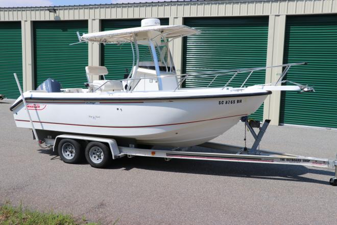2000 Boston Whaler 210 Outrage - For Sale at Anderson, SC 29621 - ID 155784