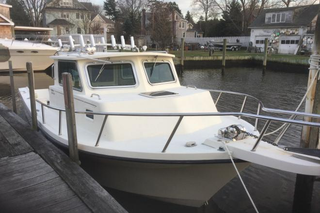 2007 Parker 2520 SportCabin - For Sale at Islip, NY 11751 - ID 155879