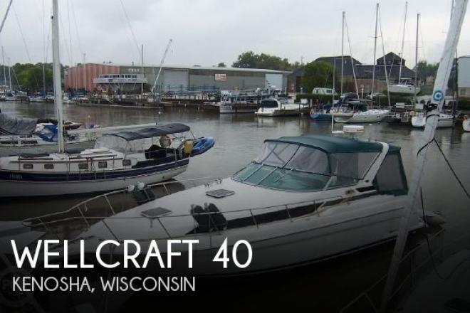 1995 Wellcraft 3600 Martinique - For Sale at Kenosha, WI 53140 - ID 155893