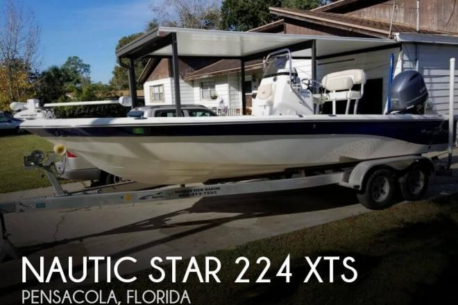 2015 Nautic Star 224 XTS - For Sale at Pensacola, FL 32501 - ID 155576