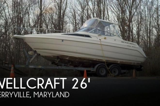 1995 Wellcraft Excel 26 SE - For Sale at Willow Street, PA 17584 - ID 58420