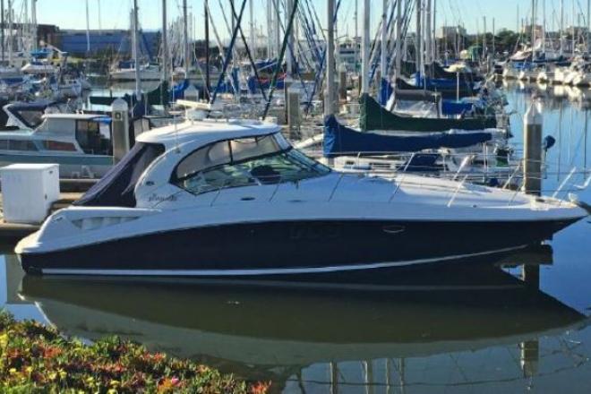 2007 Sea Ray 40 SUNDANCER - For Sale at Winthrop Harbor, IL 60096 - ID 155600