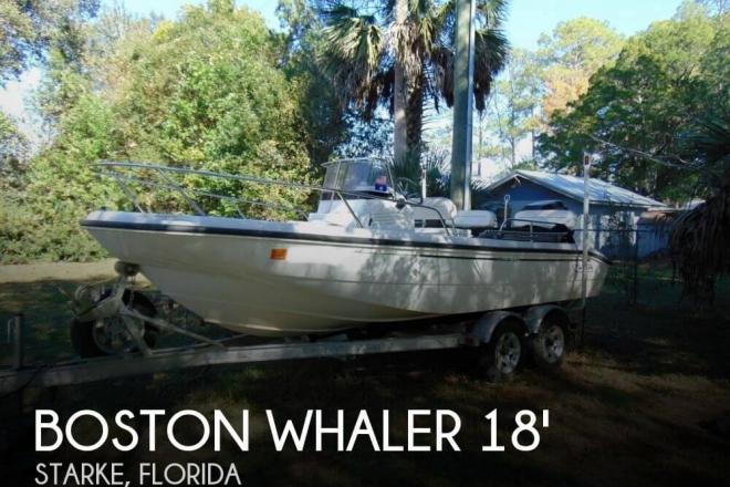 1999 Boston Whaler Dauntless 18 - For Sale at Starke, FL 32091 - ID 155701