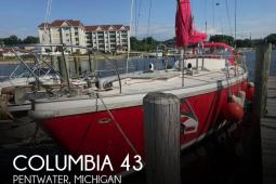 1970 Columbia 43