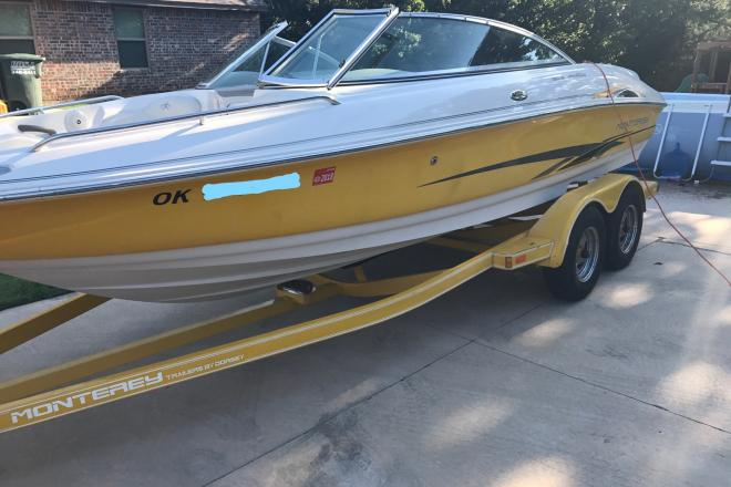 2003 Monterey 190 LS - For Sale at Canyon, TX 79015 - ID 155988