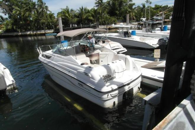 1998 Chaparral Signature 260 - For Sale at North Miami, FL 33181 - ID 155989