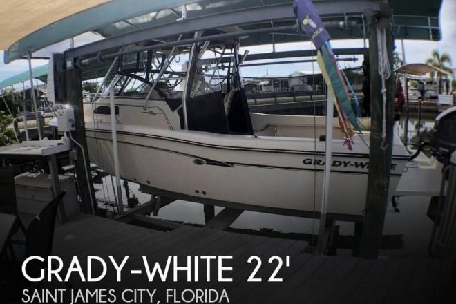 2013 Grady White SeaFarer 228 - For Sale at Saint James City, FL 33956 - ID 155791