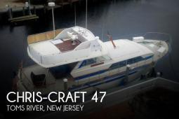 1970 Chris Craft Commander