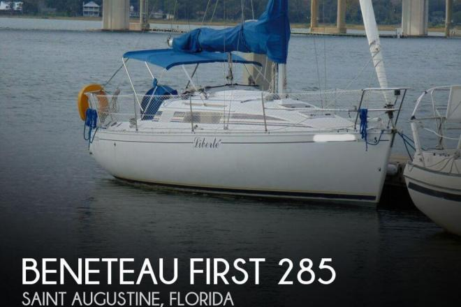 1989 Beneteau First 285 - For Sale at Saint Augustine, FL 32080 - ID 155673