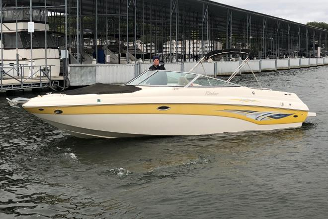 2004 Rinker 282 Captiva BR - For Sale at Osage Beach, MO 65065 - ID 156054