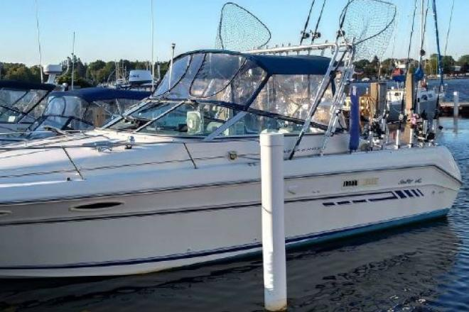 1994 Sea Ray 300 Weekender - For Sale at Ludington, MI 49431 - ID 156057