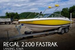 2006 Regal 2200 Fastrak