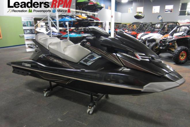 2014 Yamaha FX® Cruiser SVHO™ - For Sale at Kalamazoo, MI 49019 - ID 156082