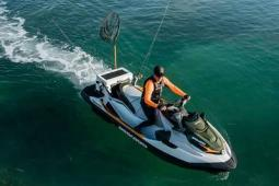 2019 Sea Doo Fish Pro™ IBR & Sound System