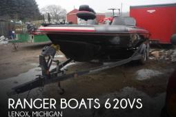 2009 Ranger 620VS