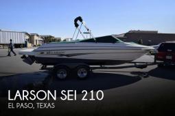 2002 Larson SEI 210