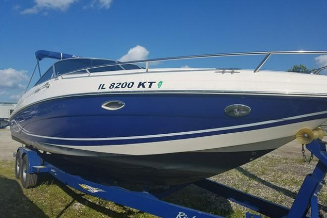 2005 Rinker 282 CAPTIVA - For Sale at Round Lake, IL 60073 - ID 156075