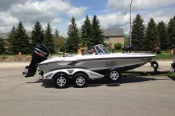 2013 Ranger 619 VS Fisherman