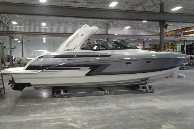 2018 Formula 330 Bow Rider - For Sale at Osage Beach, MO 65065 - ID 156218