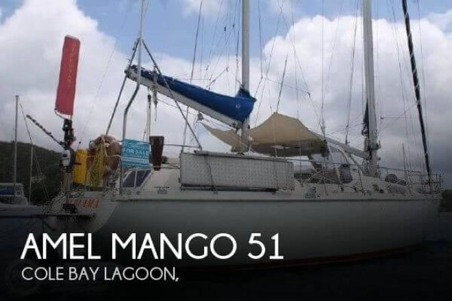 1982 Amel Mango 51 - For Sale at Sarasota, FL 34230 - ID 156029