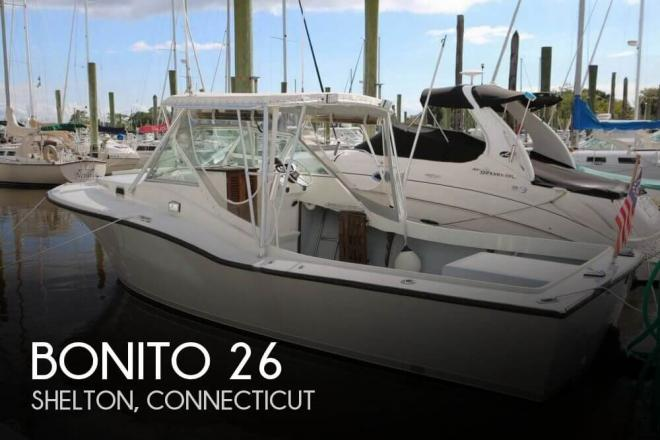 1973 Bonito 26 - For Sale at Shelton, CT 6484 - ID 152402