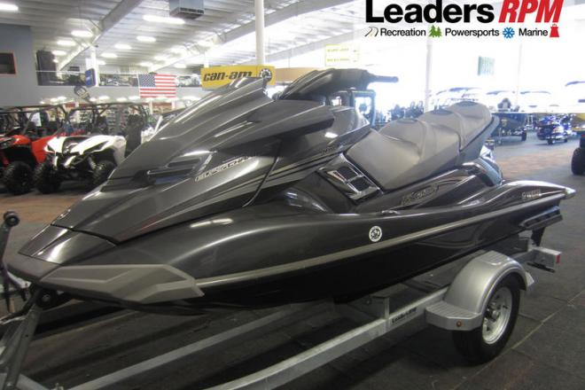 2014 Yamaha FX® Cruiser SHO - For Sale at Kalamazoo, MI 49019 - ID 156300