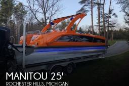 2017 Manitou X-Plode XT 25