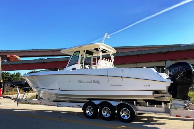 2015 Boston Whaler 350 Outrage - For Sale at Osage Beach, MO 65065 - ID 156355