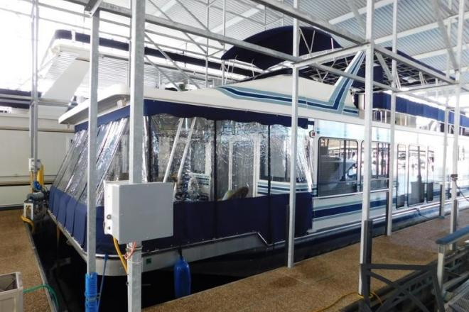 1999 Sumerset Houseboats 16x80 - For Sale at Branson, MO 65615 - ID 156356