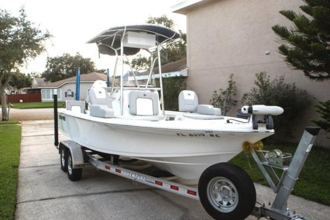 2016 Sea Pro 208 Bay - For Sale at Orlando, FL 32801 - ID 156361