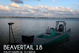 2018 Beavertail Skiffs Mosquito 18