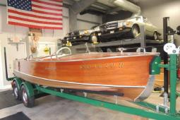 1949 Chris Craft Runabout Deluxe