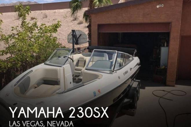 2005 Yamaha SX230 High Output - For Sale at Las Vegas, NV 89142 - ID 156419