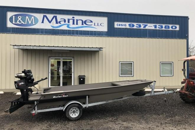 "2019 Gator Tail Gator Series 48"" x 17' - For Sale at Stapleton, AL 36578 - ID 156438"