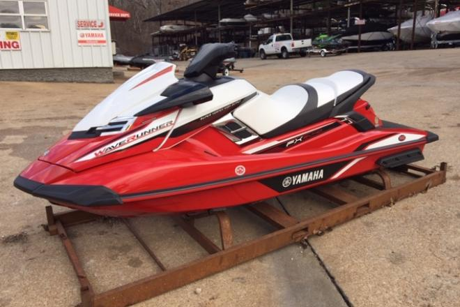 2018 Yamaha FX SVHO - For Sale at Osage Beach, MO 65065 - ID 156471